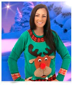 green-reindeer-and-mistletoe-christmas-jumper