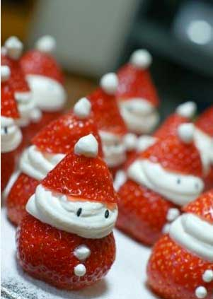 strawberry-Christmas-treats